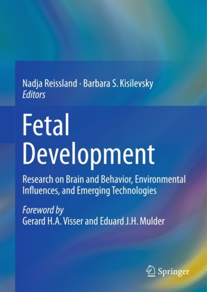 "New Book Chapter – ""The effects of alcohol on fetal development"""